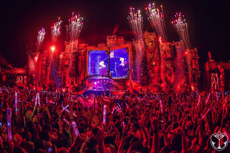 Las canciones más tocadas en Tomorrowland Brasil