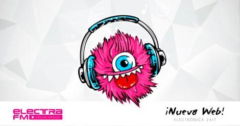 Nueva ElectraFM: 2016