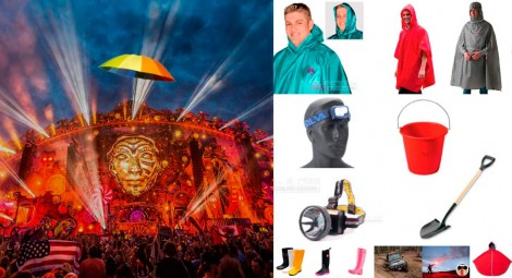 Revelados implementos oficiales para Tomorrowworld 2016