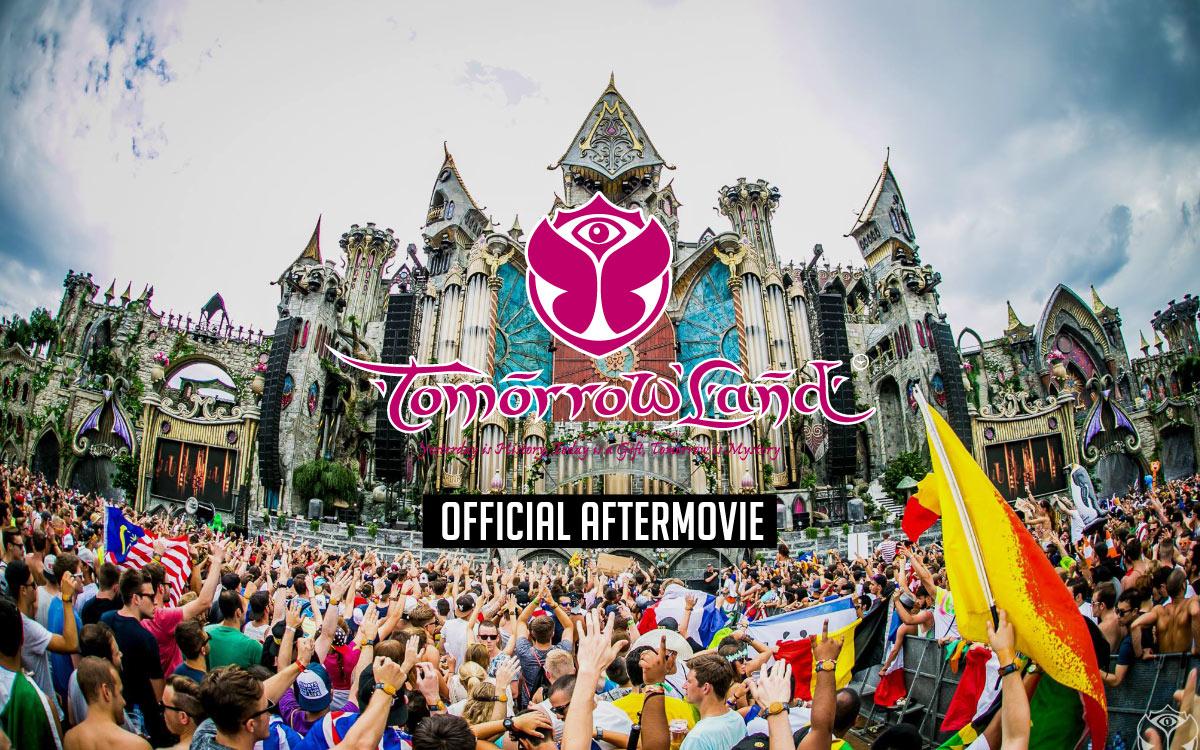Tomorrowland 2015: Aftermovie oficial + Playlist