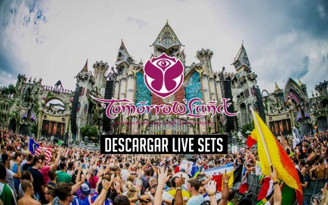 Sesiones en vivo Tomorrowland Bélgica 2015