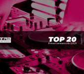 [Parte 1] TOP 20: Mejores canciones del primer semestre de 2015