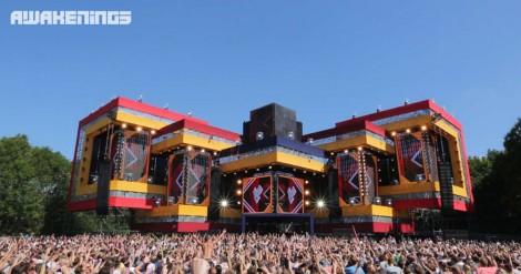 Revelado el Line Up completo de Awakenings Festival 2016