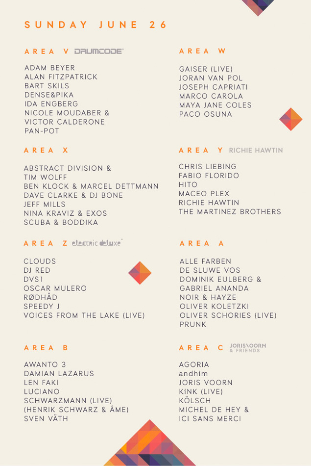 awakenings 2016 line up parte 2