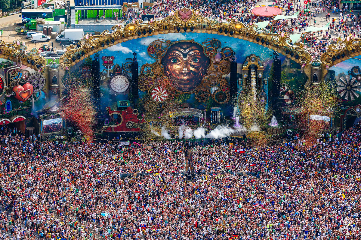 Revelada primera fase de DJs Tomorrowland Brasil
