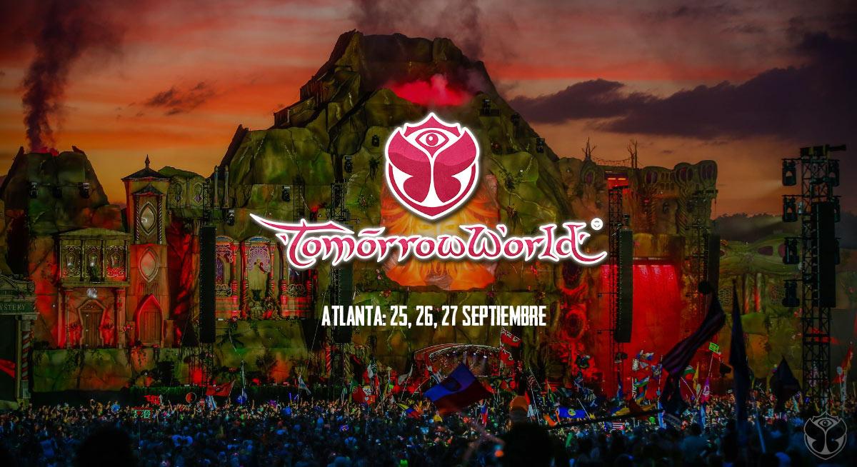 Los DJ's que serán protagonistas en TomorrowWorld 2015