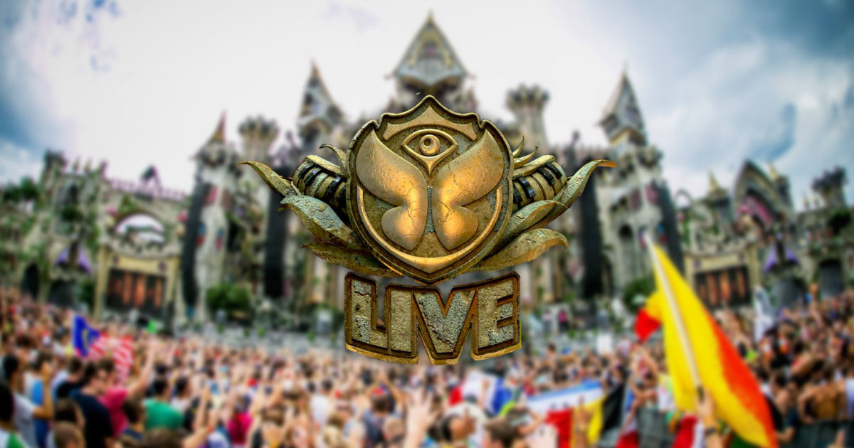 Tomorrowland Europa 2015