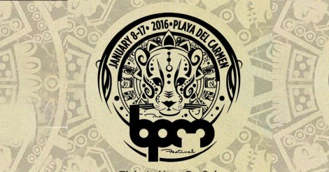 Fase 1 de DJs en el BPM Festival México 2016