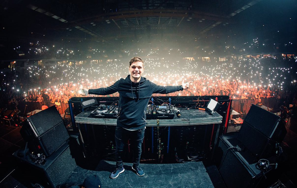 Free download 'Poison' the new single from Martin Garrix