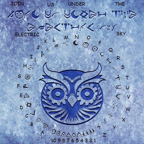 owlphabet alfabeto del buho edc las vegas