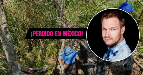 Dash Berlín aparece luego de estar extraviado en selvas mexicanas