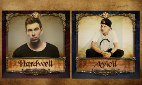 5 Primeros DJ's confirmados en Tomorrowland 2015