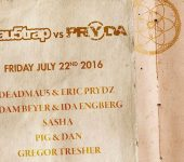 Confirmed! Eric Prydz + Deadmau5 at Tomorrowland 2016