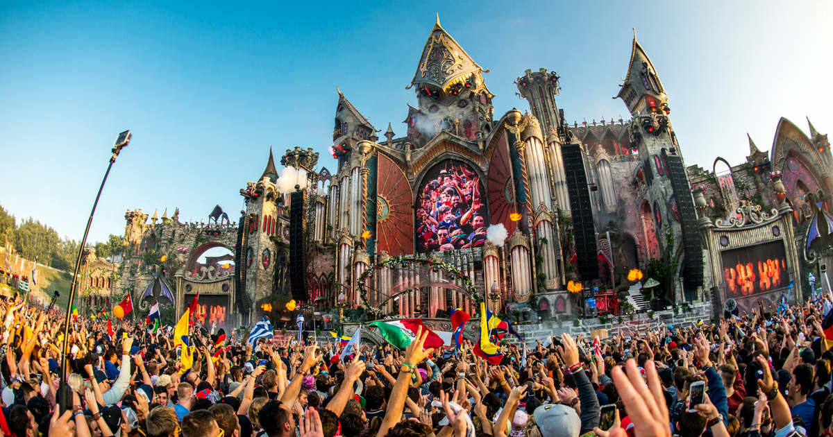 New Record: local tickets for Tomorrowland 2016 sold out in 40 minutes
