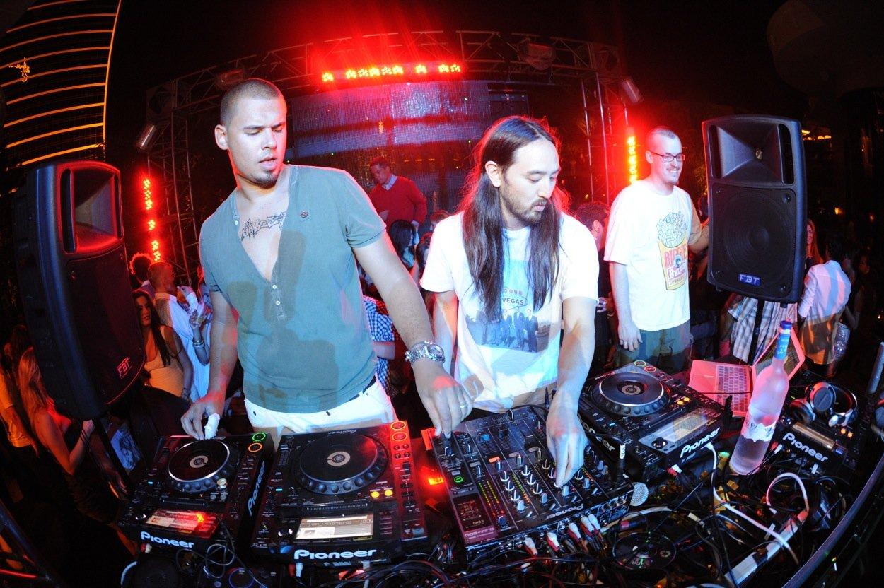 Los DJ's ausentes en Tomorrowland Bélgica