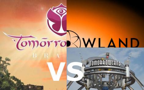 Tomorroland vs. Disney