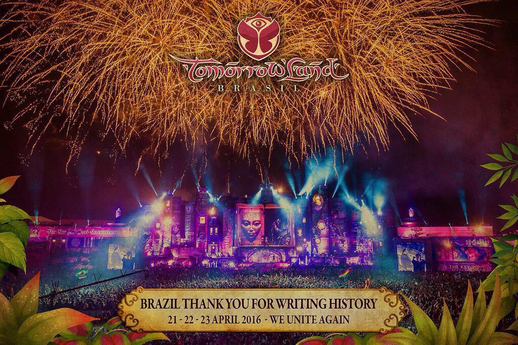 Videos y Descargas de Tomorrowland Brasil 2015