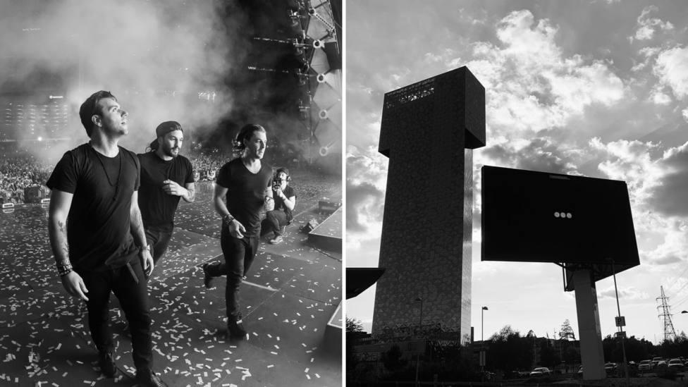 Swedish House Mafia está de vuelta, y junto con ellos un misterioso póster