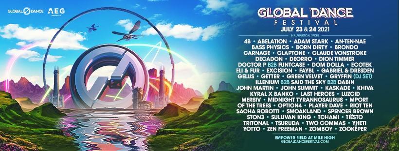 Global Dance Festival 2021