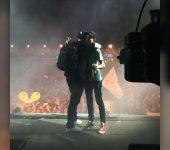 Así fue el b2b de Eric Prydz y Deadmau5 en Tomorrowland