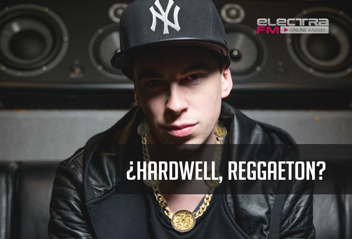 Polémica: Hardwell tocando reggaeton en Chile