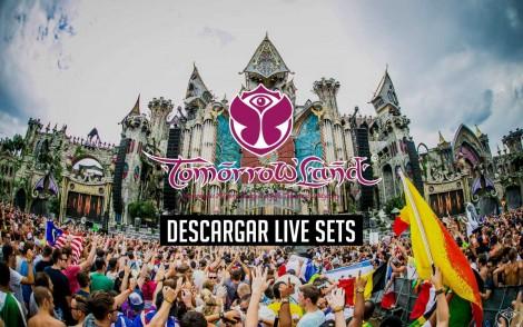 Sesiones en vivo Tomorrowland Bélgica 2015