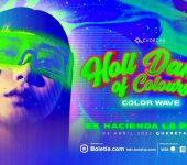 Holi Dance Of Colours