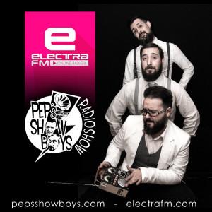 Pep's Show Boys Radioshow